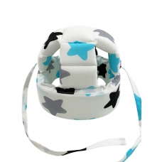 """Шлем для защиты головы """"Blue Black"""""""