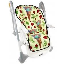 """Чехол на стульчик для кормления принт """"Exotic Ice Cream"""""""