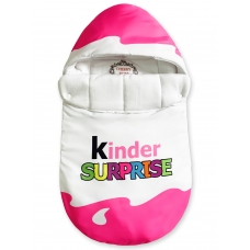 "Конверт ""Kinder Surprise"" Pink Classic Auto Флис"