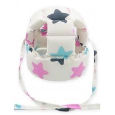 """Шлем для защиты головы """"Pink Black"""""""