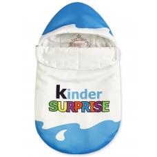 """Конверт """"Kinder Surprise"""" голубой Лето"""