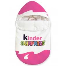 """Конверт """"Kinder Surprise"""" розовый Лето"""