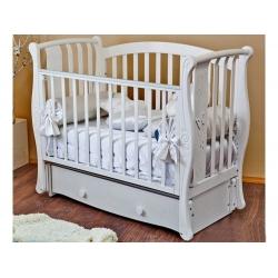 Выбираем недорогую кроватку для новорожденного
