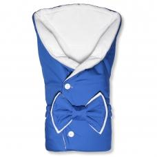 "Конверт-одеяло круглое ""Dark Blue Button"""