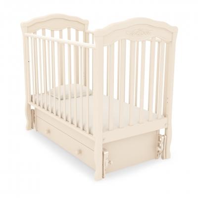 """Кровать """"Шарлотта"""" м слоновая кость"""