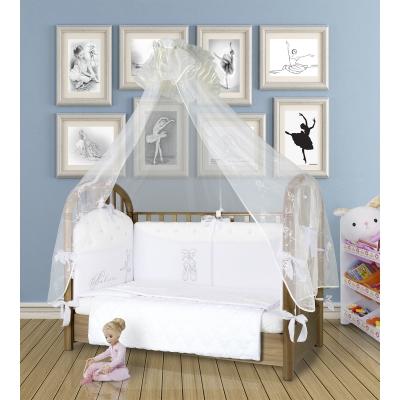 Комплект постельного белья Esspero Balette - White