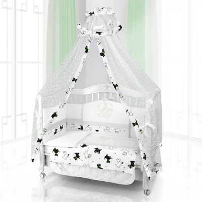Балдахин на детскую кроватку Beatrice Bambini Di Fiore - Cuccioli