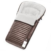 Конверт в коляску Esspero Markus (натуральная 100% шерсть) - Mocca