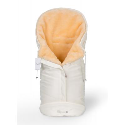 Конверт в коляску Esspero Sleeping Bag (натуральная 100% шерсть) - Beige