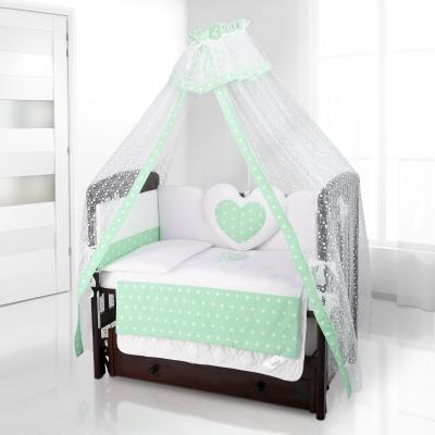 Балдахин на детскую кроватку Beatrice Bambini Di Fiore - Stella verde