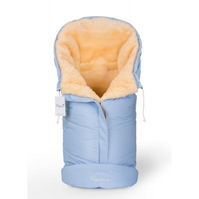 Конверт в коляску Esspero Sleeping Bag (натуральная 100% шерсть) - Blue Mountain