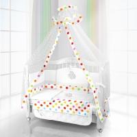 Балдахин на детскую кроватку Beatrice Bambini Di Fiore - Mela