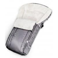 Конверт в коляску Esspero Markus (натуральная 100% шерсть) - Grey