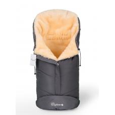 Конверт в коляску Esspero Sleeping Bag (натуральная 100% шерсть) - Grey