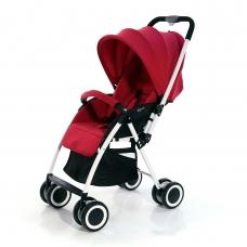 Детская прогулочная коляска Esspero Summer Line - Wine Red