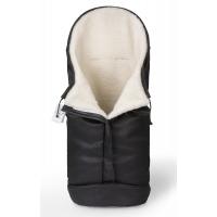Конверт в коляску Esspero Sleeping Bag Arctic (натуральная 100% шерсть) - Black