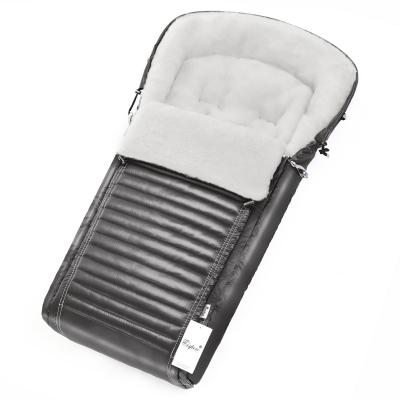 Конверт в коляску Esspero Markus (натуральная 100% шерсть) - Graphite