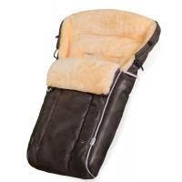 Конверт в коляску Esspero Lukas Lux (натуральная 100% шерсть) - Brown