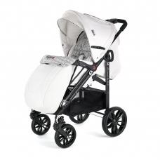 Детская прогулочная коляска Esspero X-Drive Complect Plus - Ivory Checker