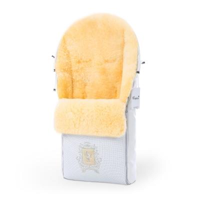 Конверт в коляску Esspero Queenly ST - White