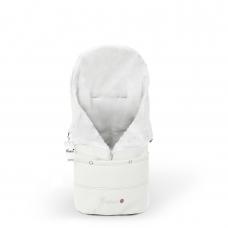 Конверт в коляску Esspero Transformer Arctic (натуральная 100% шерсть) - White