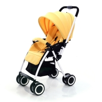 Детская прогулочная коляска Esspero Summer Line - Dark Yellow