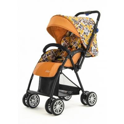 Детская прогулочная коляска Zooper Salsa - Prairie Song