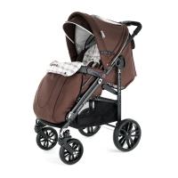 Детская прогулочная коляска Esspero X-Drive Complect Plus - Pearl Checker