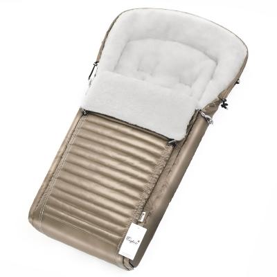 Конверт в коляску Esspero Markus (натуральная 100% шерсть) - Almond