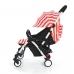 Детская прогулочная коляска Esspero Summer Lux - Blue Spot