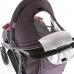 Детская прогулочная коляска Esspero X-Drive Complect Plus - Coral Black Checker