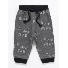 """Штанишки """"Cute little bear"""", футер"""
