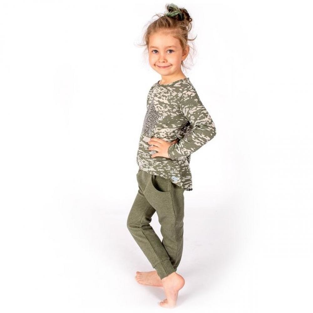 2152b6b3488 Костюм для девочки (блузка+брюки) - арт. 281-646-Lina! - купить в ...
