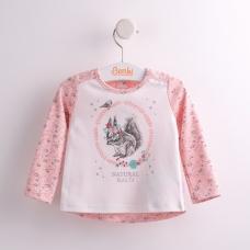 Джемпер для девочки, розовый