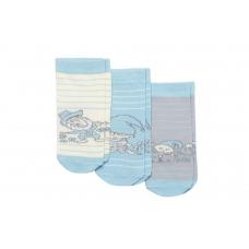 """Носки для мальчика, 3 пары """"Гномы"""""""