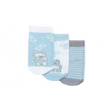 """Носки для мальчика, 3 пары """"Мишка"""""""