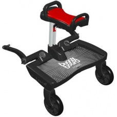 Сиденье для подножки Buggy Board Saddle Lascal красный