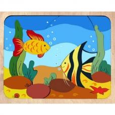 Мозаика Рыбки 31 детали