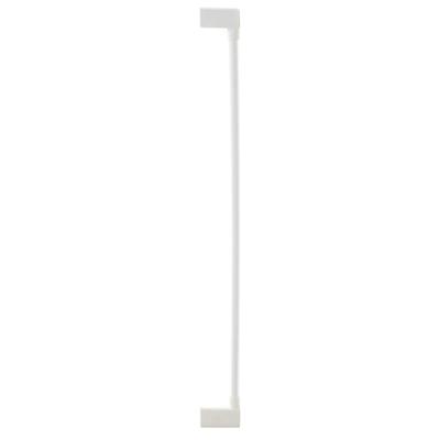 Дополнительная секция к воротам 7 см белый