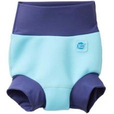 Плавки-подгузник синий р-р XXL (16+ кг)