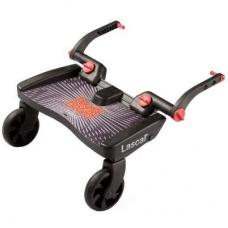 Подножка для второго ребенка Lascal Buggy Board Maxi Black