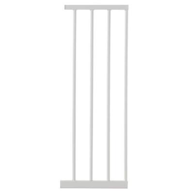 Дополнительная секция к воротам 28 см белый