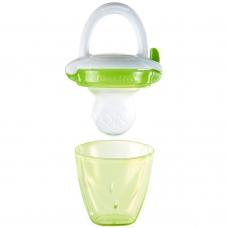 Ниблер для детского питания зеленый