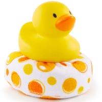 Мочалка для ванны Уточка