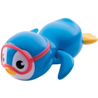 Игрушка для ванной пингвин пловец