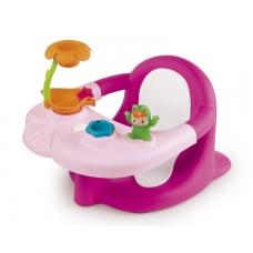 Стульчик для ванной, розовый