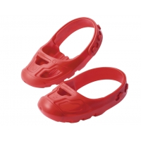 Защита для обуви, красная