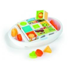 Развивающие кубики-пазлы
