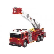 Пожарная машина с водой (свет, звук, акс.)