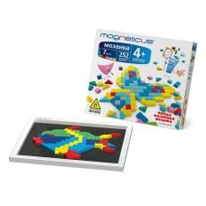 Мозаика 4+, 252 элемента / 7 цветов / 20 этюдов